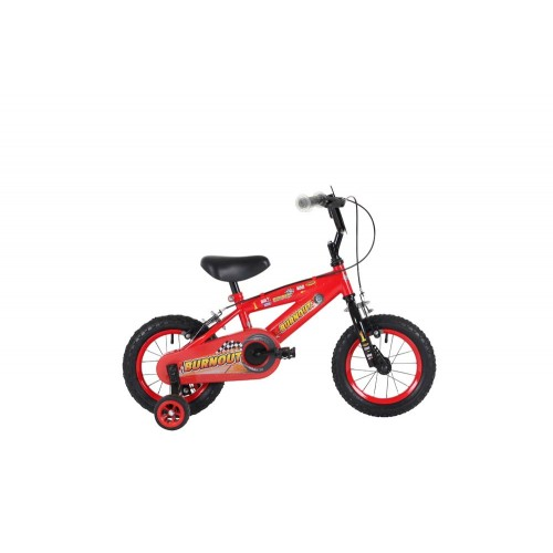 Bumper Burnout 12 Boys Pavement Bike