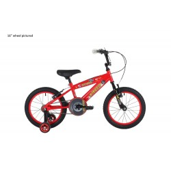 Bumper Burnout 16 Boys Pavement Bike