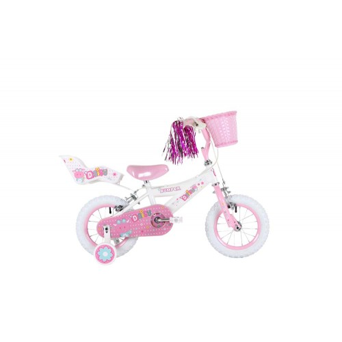 Bumper Daisy 12 Wheel Girls Bike