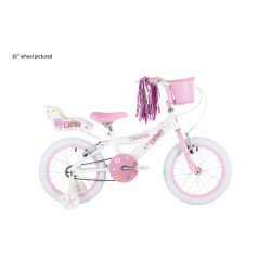 Bumper Daisy 18 Girls Pavement Bike
