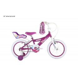 Bumper Fairy 16 Girls Pavement Bike