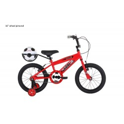 Bumper Goal 16 Football Pavement Bike