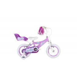 Bumper Ice Queen 12 Girls Pavement Bike