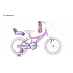 Bumper Ice Queen 16 Girls Pavement Bike
