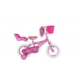 Bumper Sparkle 14 wheel Pink Girls Bike
