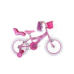Bumper Sparkle 14 Girls Pink Pavement Bike