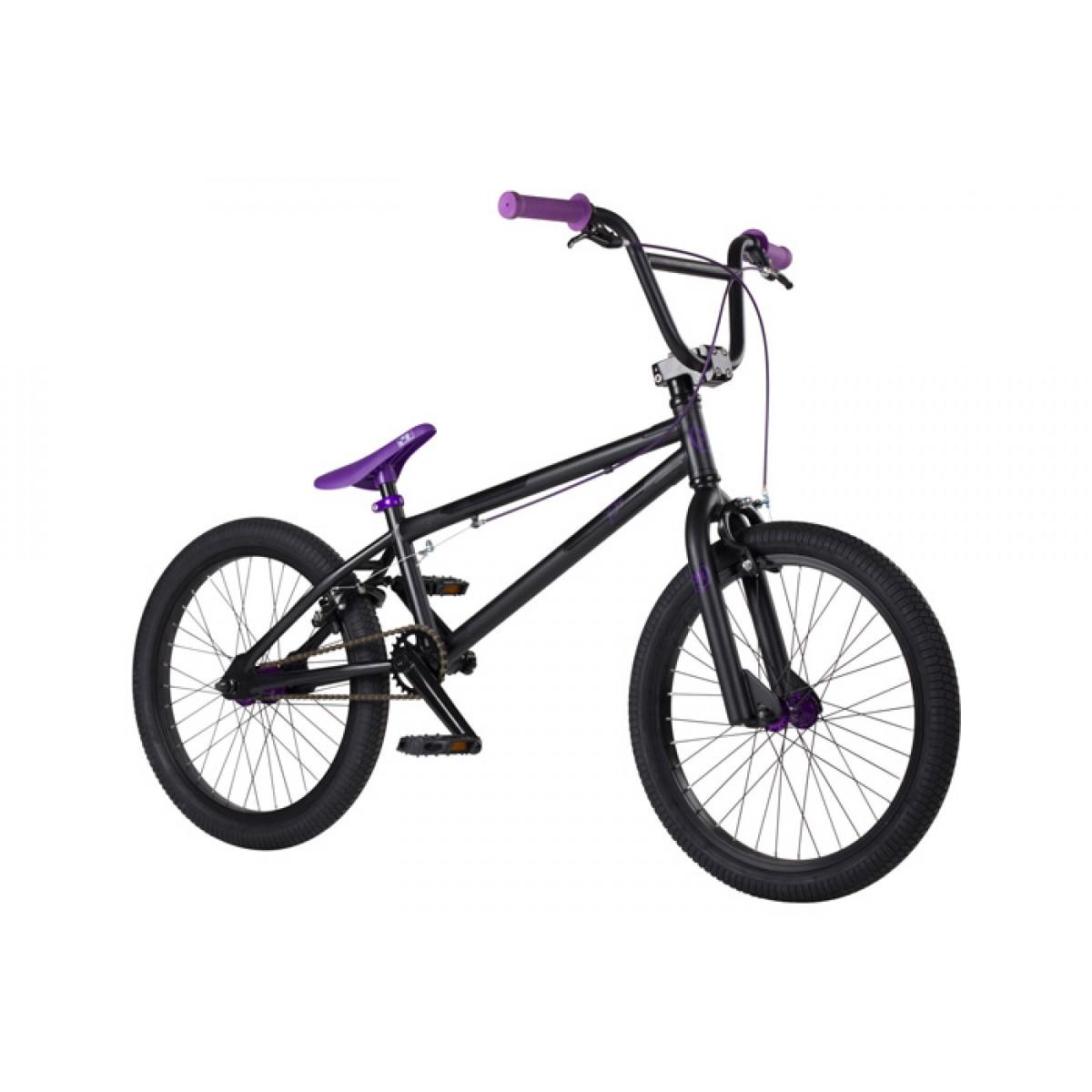 Cuda 25 Nine Freestyle Stunt BMX Bike