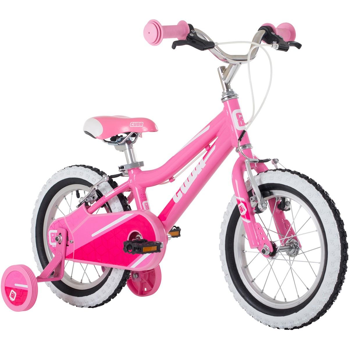 Blox 14 Inch Girls Alloy Lightweight Bike 2016