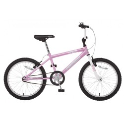 Probike Hawaii Pink Girls Freestyle BMX Bike