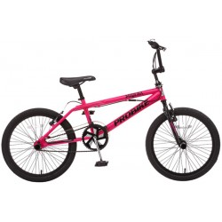 Probike Medusa Pink Freestyle BMX Bike