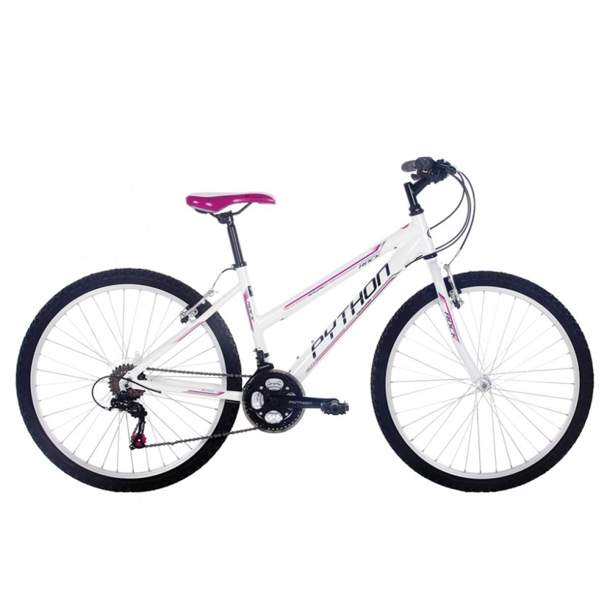 Python Rock Alloy Womens Rigid Mountain Bike