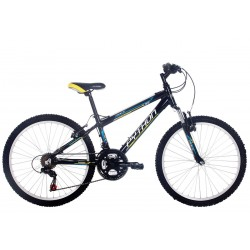 Python Rock FS 24 inch Junior Alloy Mountian Bike