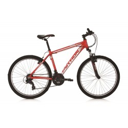 Python Rock FS 26 Red Mountain Bike