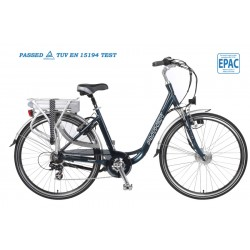 Python E-Pass Low Step Electric Bikes
