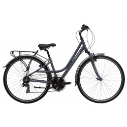Raleigh Pioneer 2 Womens Equipped Hybrid Bike