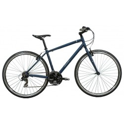 Raleigh Strada 1 Mens Hybrid Bike 2014