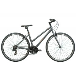 Raleigh Strada 1 Womens Hybrid Bike 2014