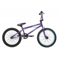 DBR 1 Freestyle BMX Bike Purple